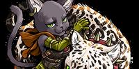 Cat Sith Leopard Tamer II