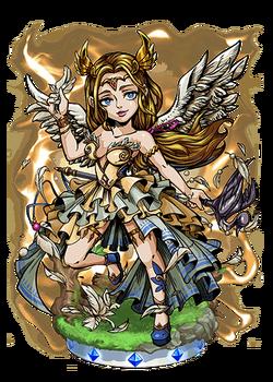 Helen, Swan Queen Figure
