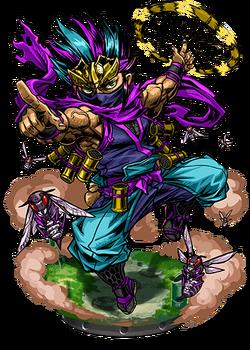 Koroku, the Death Stinger Figure