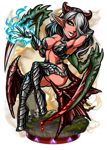 File:Empusa, the Mantis Scythe Figure.png