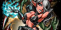 Empusa, the Death Scythe