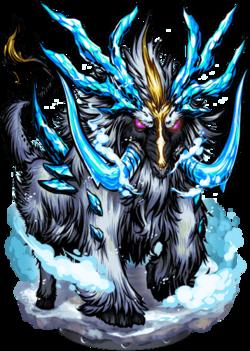 Ijiraq, the Glacier II Figure
