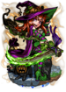 Alyssa, Black Cat Witch II Figure