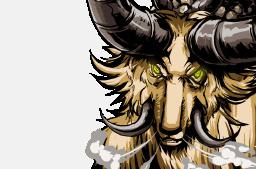 File:Bighorn Goat Face.png