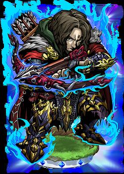 Van, Shadow Hunter II Figure