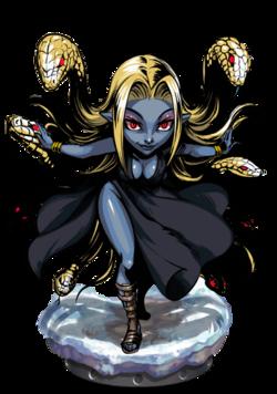 Medusa II Figure