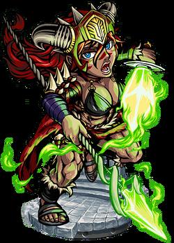 Belisama, Flame Goddess Figure
