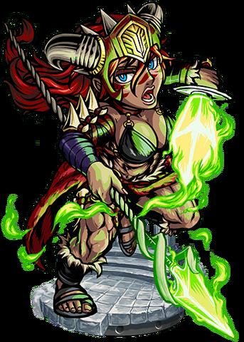 File:Belisama, Flame Goddess Figure.png
