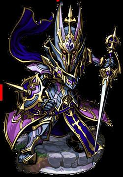 Edgardo, Templar Captain II Figure