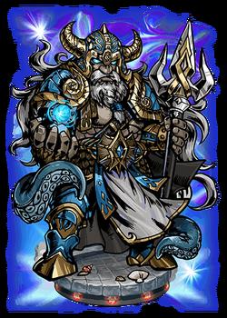 Aegir, the Roaring Sea Figure