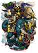Ryaum, Hussar Captain II Figure