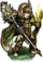 Havers the Jade Figure