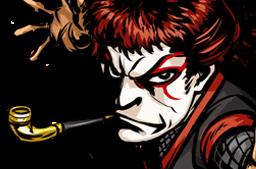 File:Goemon, Master Thief II Face.png