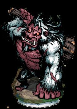 Ape Berserker Figure