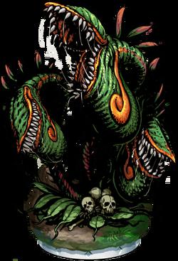 Man-Eating Katsura Figure