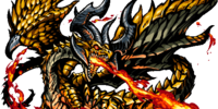 Fafnir, Fire Dragon/Boss