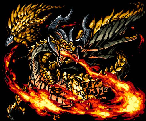 File:Fafnir, Fire Dragon Boss.png