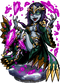 Hilde the Sapphire Talons II Figure