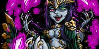 Hilde the Sapphire Talons II