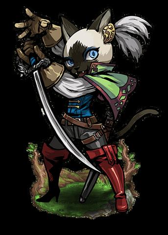 File:Cat Sith Swordswoman Figure.png