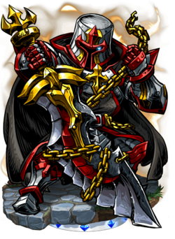 Guillaume, Grand Inquisitor Figure