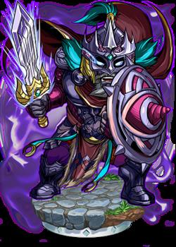 Hagen, Mad King II Figure