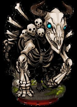 Bone Beast Figure