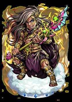Cu Chulainn, the Thunderbolt Figure