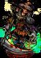 Beheading Scarecrow II Figure