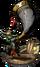 Goblin Hornblower II + Figure