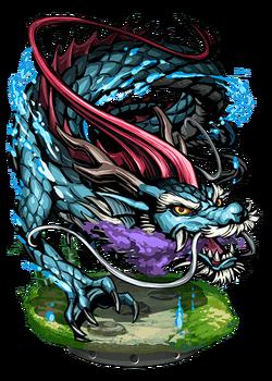 Mizuchi, Water Dragon II Figure