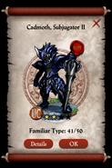 Cadmoth,SubjugatorII(GraveOfHeroes)