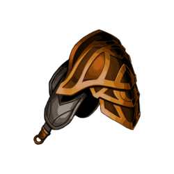 Bronze Mantle