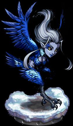 Harpy + Figure