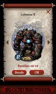 Colossus II Pact Reveal