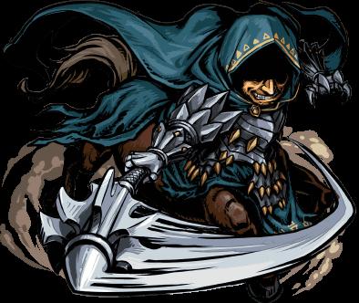 File:Dharva, Wandering Centaur Boss Figure.png