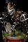 Skeleton Warrior Figure