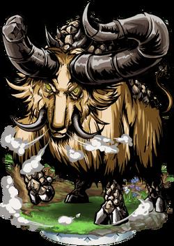 Bighorn Goat Figure