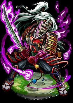 Muramasa, the Cursed Katana II Figure