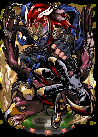 File:Danzo, Falcon Ninja II Figure.png