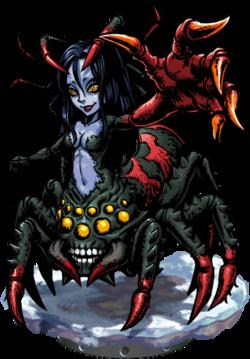 Arachne II Figure