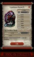 Lizardman Doctor II (base stats)