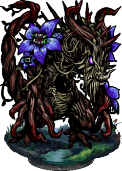 Bewitching Deviltree Figure