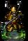 Heavy Samurai II + Figure