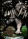 Saber-Toothed Tiger II + Figure