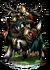 Dasher, Battle Reindeer II Figure