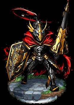 Sir Perceval, Knight-Errant II Figure