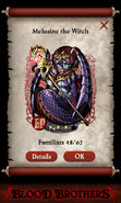Melusine the Witch Pact Reveal