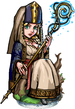 Aleine the Revelator II Figure