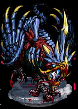 Hraesvelg, Corpse Feaster Figure